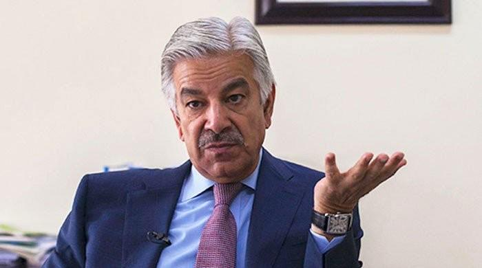Continue to pay in blood for what we did for US: Khawaja Asif