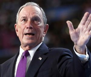 Michael Bloomberg donates $1.8 billion for college education