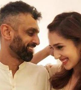 Mira Sethi announces she's engaged
