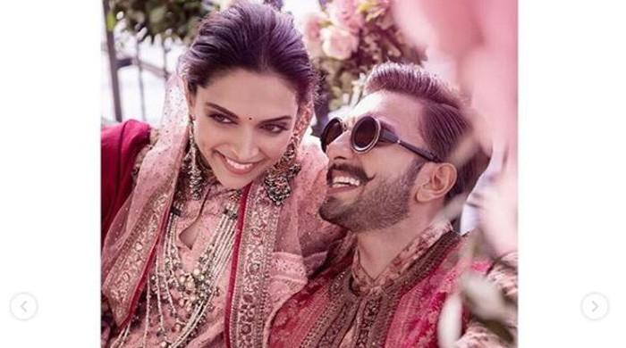 Deepika, Ranveer share new pictures from Lake Como wedding