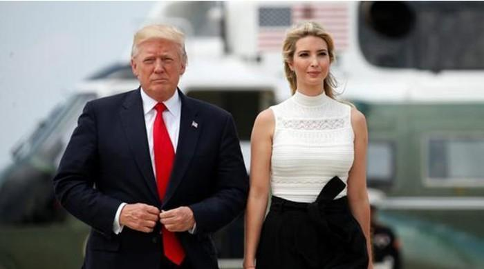 Trump defends Ivanka´s private emails as lawmakers launch probe