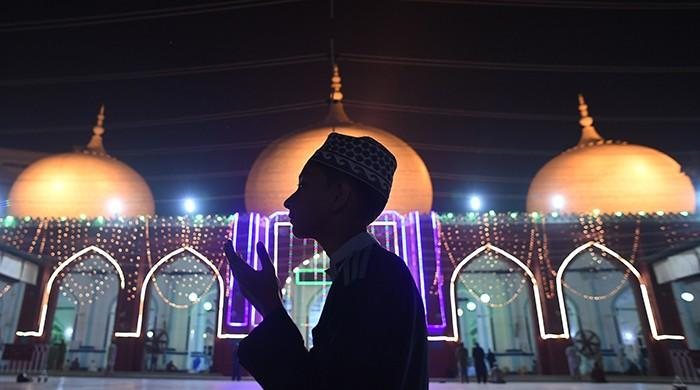 Eid Milad-un-Nabi (Peace Be Upon Him) being celebrated with religious fervour