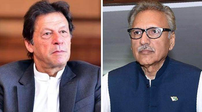 President, PM urge nation to follow teachings of Holy Prophet (Peace Be Upon Him)