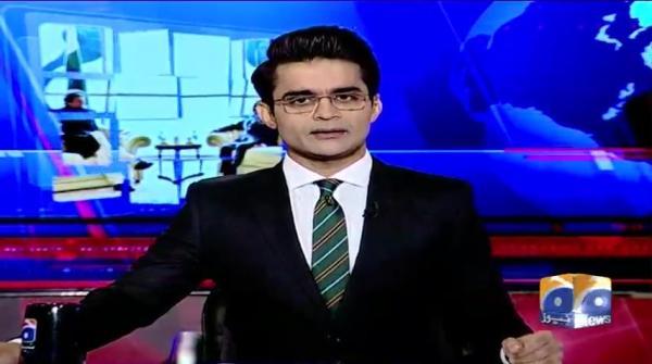 Aaj Shahzeb Khanzada Kay Sath - 21 November 2018