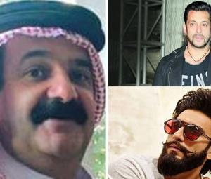 Bahraini Sheikh in court over '£35 million' deal to meet Bollywood stars