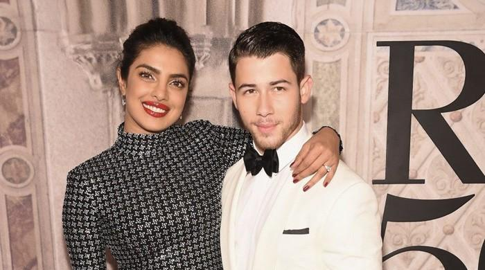 Nick Jonas en route to India for wedding with Priyanka Chopra