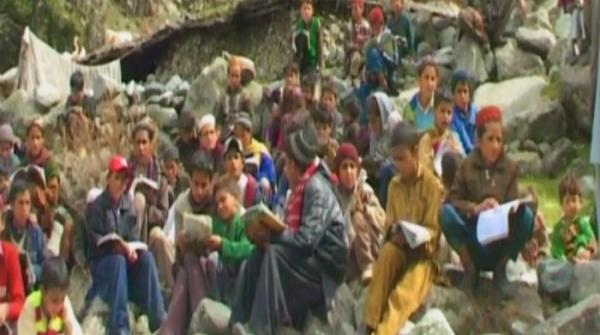Dilapidated schools in need of govt attention in Upper Kohistan