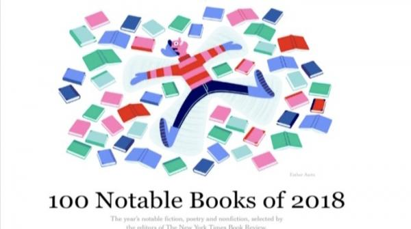 100 Notable Books of 2018