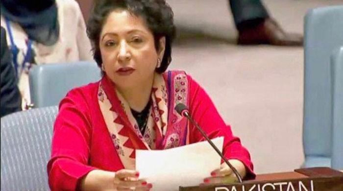 Pakistan informs UN about PM Imran's initiative against defamation of religions
