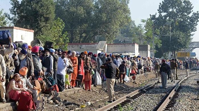 India agrees to Pakistan offer to build Kartarpur corridor for Sikh pilgrims