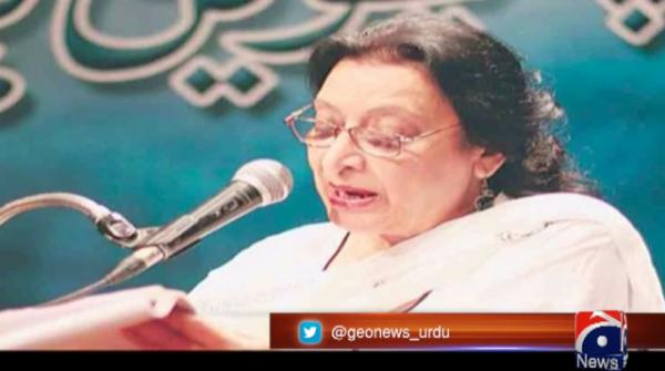 Iconic Urdu poet, writer Fahmida Riaz passes away