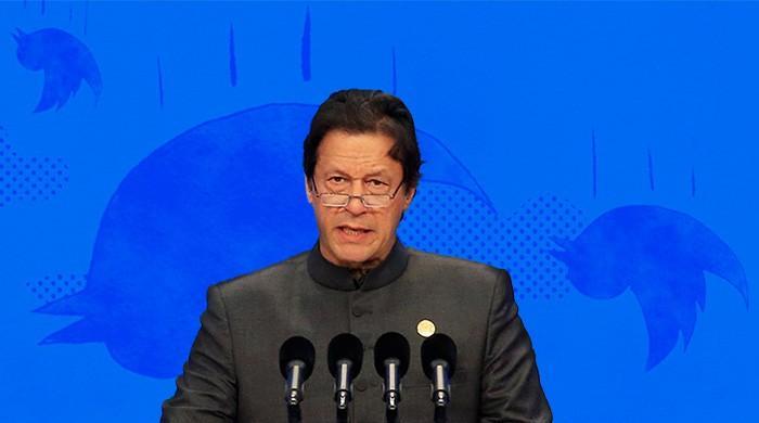 Tweets: Imran Khan's 100 days in his own words