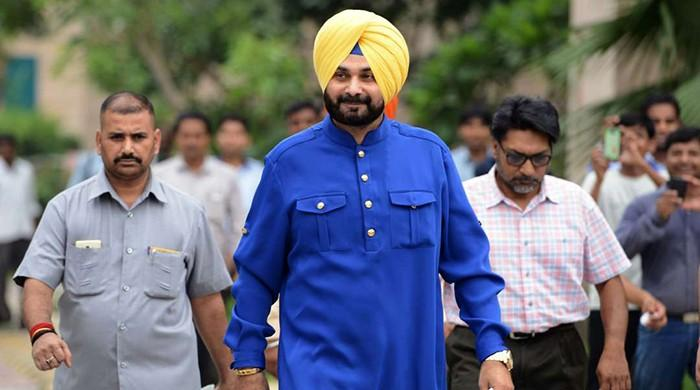 Have received invitation to attend Kartarpur groundbreaking ceremony in Pakistan: Sidhu