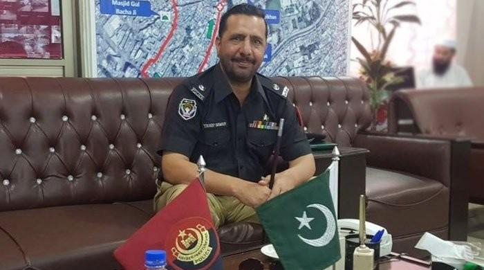 The soldier from Miramshah: Friends remember police officer Tahir Dawar