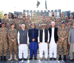 PM lauds resilience of tribal people in face of terrorism