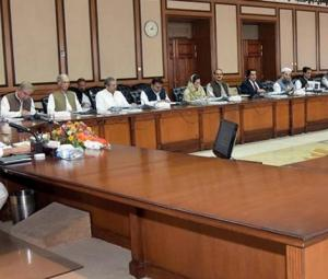 PM expresses satisfaction over targets met by federal cabinet members