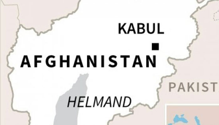 Top Taliban commander killed in Helmand airstrike