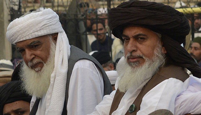 TLP leaders charged with treason, terrorism: Fawad
