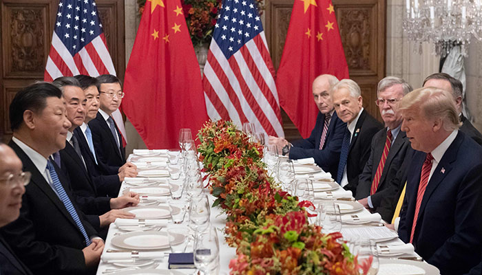 Global Geopolitical Series: Trump-Xi consensus reached on trade but statements differ