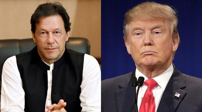 Trump writes letter to PM Imran, seeks assistance in Afghan peace process