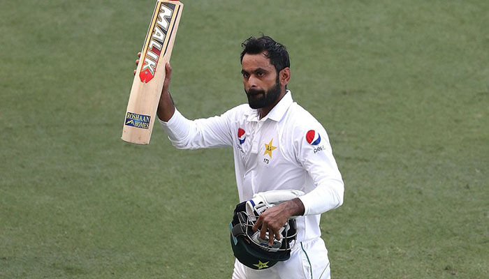 Pakistan's Mohammad Hafeez announces retirement from Test cricket