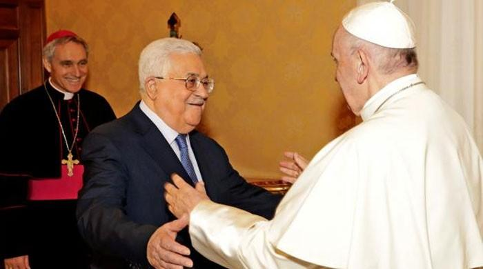 Pope, Abbas discuss Jerusalem at first meeting after US embassy move
