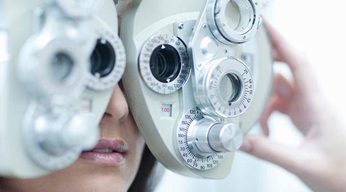 Pakistan ahead in field of ophthalmology