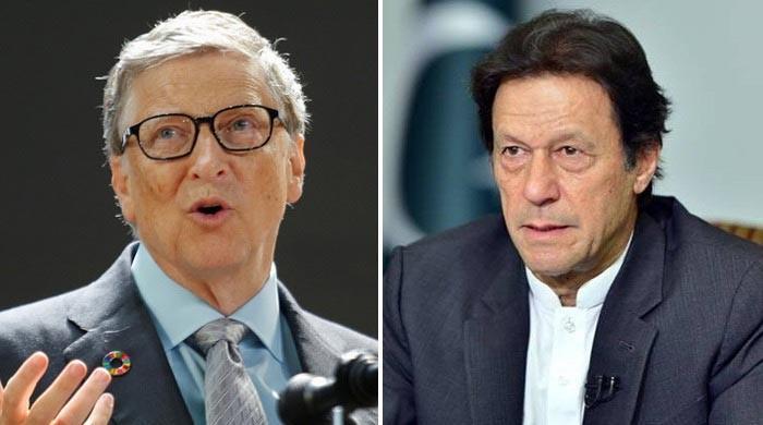 PM Imran, Bill Gates discuss technological transfer, polio eradication