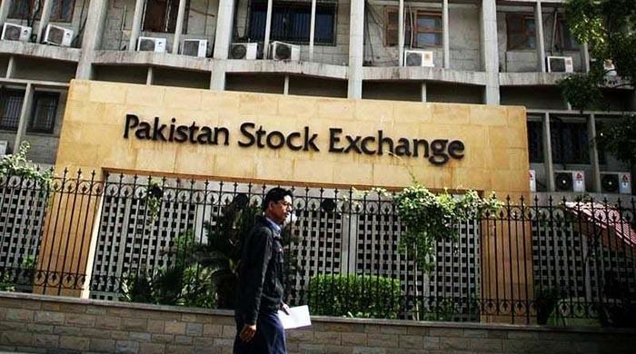 KSE-100 closes down 299 points
