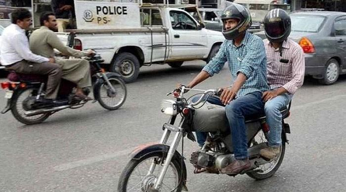 Sindh mulls making trackers mandatory for motorbikes