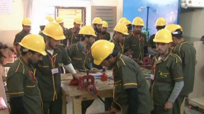 Skills development programme gives new hope to KP's tribal youth