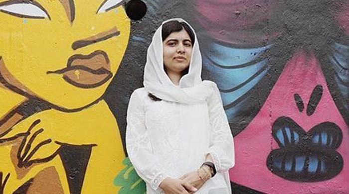 Malala honoured by Harvard for promoting girls' education