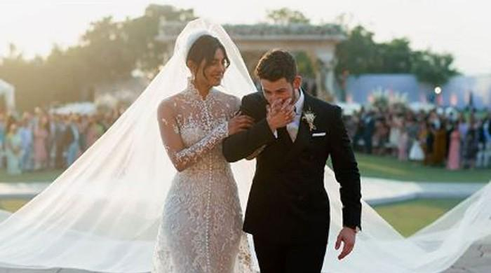 Priyanka Chopra responds to article claiming she 'scammed' Nick Jonas into marrying her