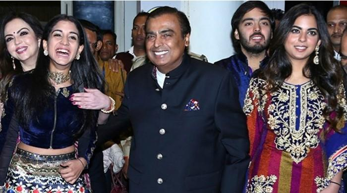 Bollywood, Beyonce and bling as daughter of India's richest man set to marry