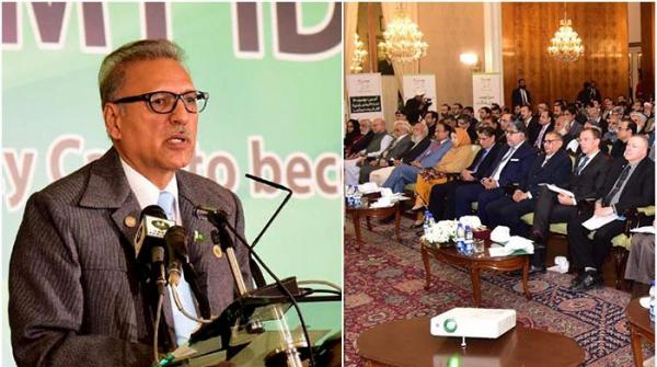 President Alvi says he paid Rs50,000 bribe for telephone installation in 1970s