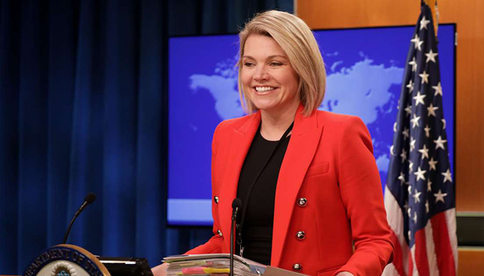 Trump expected to pick Heather Nauert as USA  ambassador to UN
