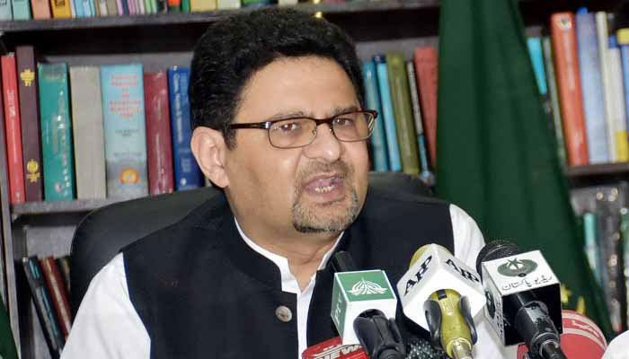PML-N leader Miftah Ismail says the US thinks it can get the Afghanistan issue resolved by pressurising Pakistan. — Geo News FILE