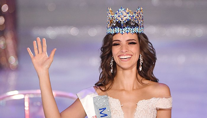 Mexican crowned 68th Miss World