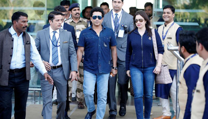 Mumbai airport sets record in handling flights thanks to Ambani wedding