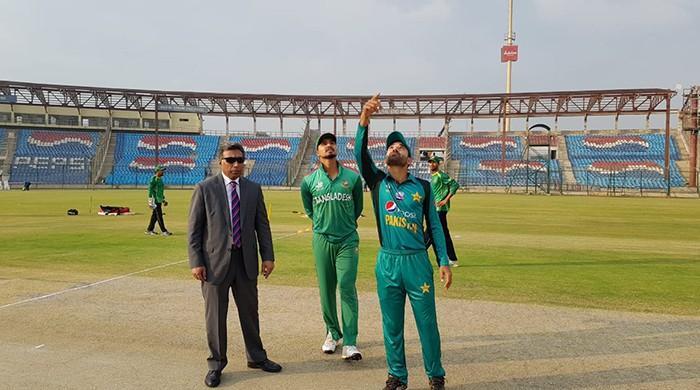 Emerging Asia Cup: Bangladesh set Pakistan 310-run target to win