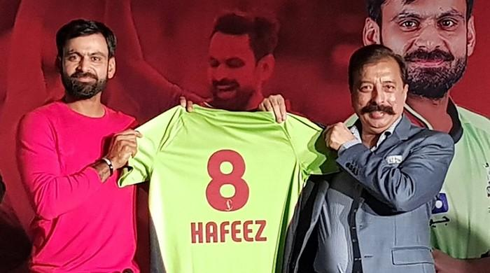Lahore Qalandars name Mohammad Hafeez as captain