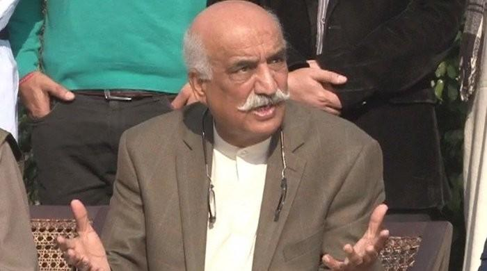 Seems from PM's statements that dictatorship is looming: Khursheed Shah