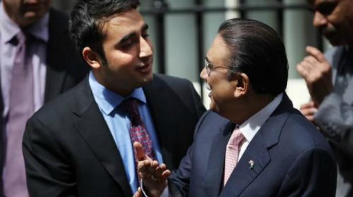 NAB summons Bilawal, Zardari in private company probe