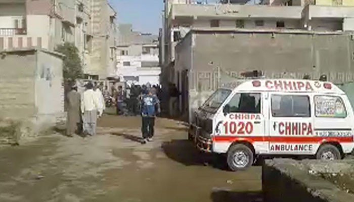 Image result for Three factory labourers suffocate to death from generator fumes in Karachi Play Video Share video