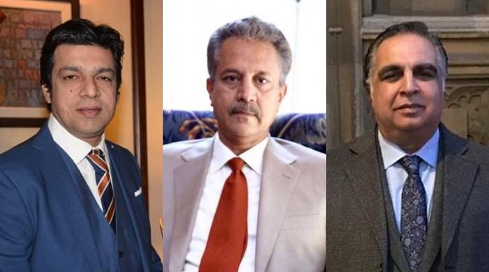 PTI, MQM-P leaders trade jabs over Karachi encroachment drive