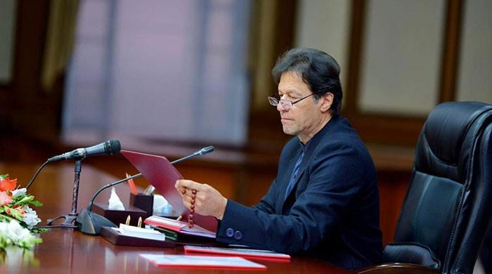PM Khan gives cabinet members another three months to deliver