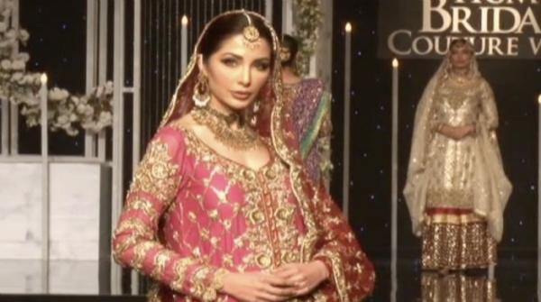 Bridal Couture Week ends in Lahore