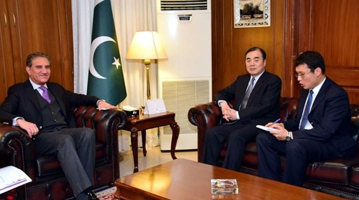 Friendship with China cornerstone of Pakistan's foreign policy: Qureshi