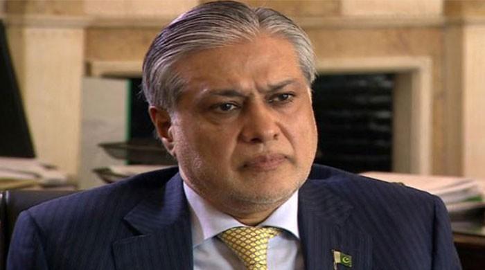 Ishaq Dar says signed OECD agreement in 2016 during PML-N tenure