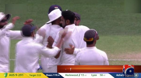 India clinch first Test nail-biter to end 10-year win drought in Australia